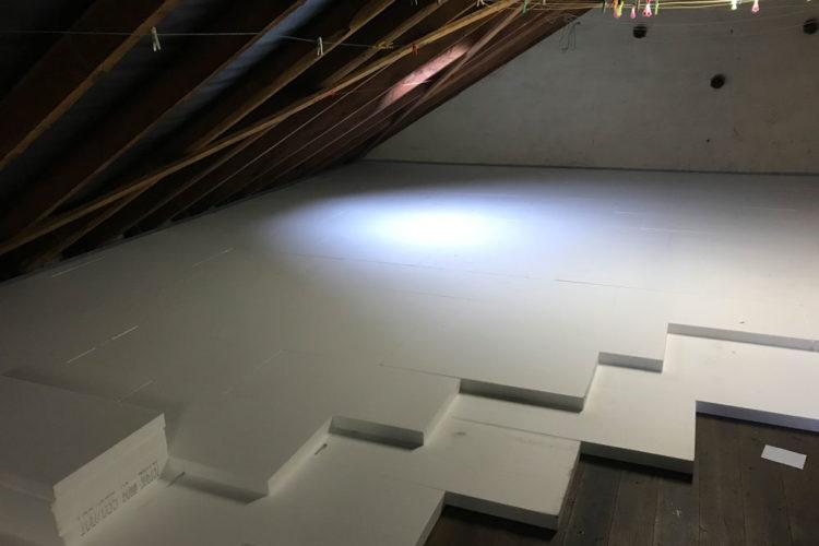 Dachbodendämmung Mehrfamilien, Untergrüner Straße, Iserlohn